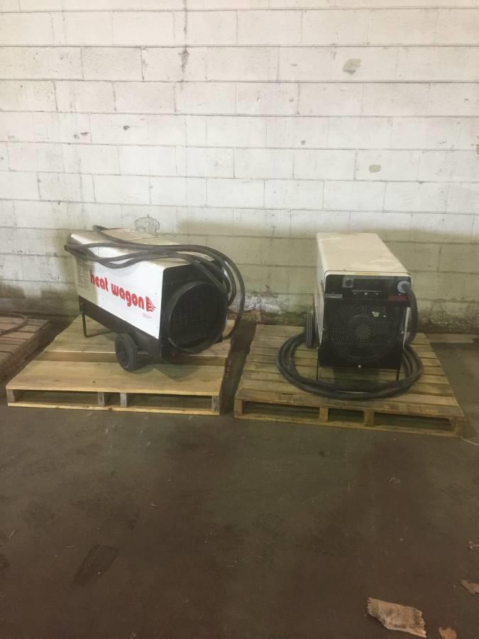 Image HEAT WAGON P4000 Electric Heater 1411198