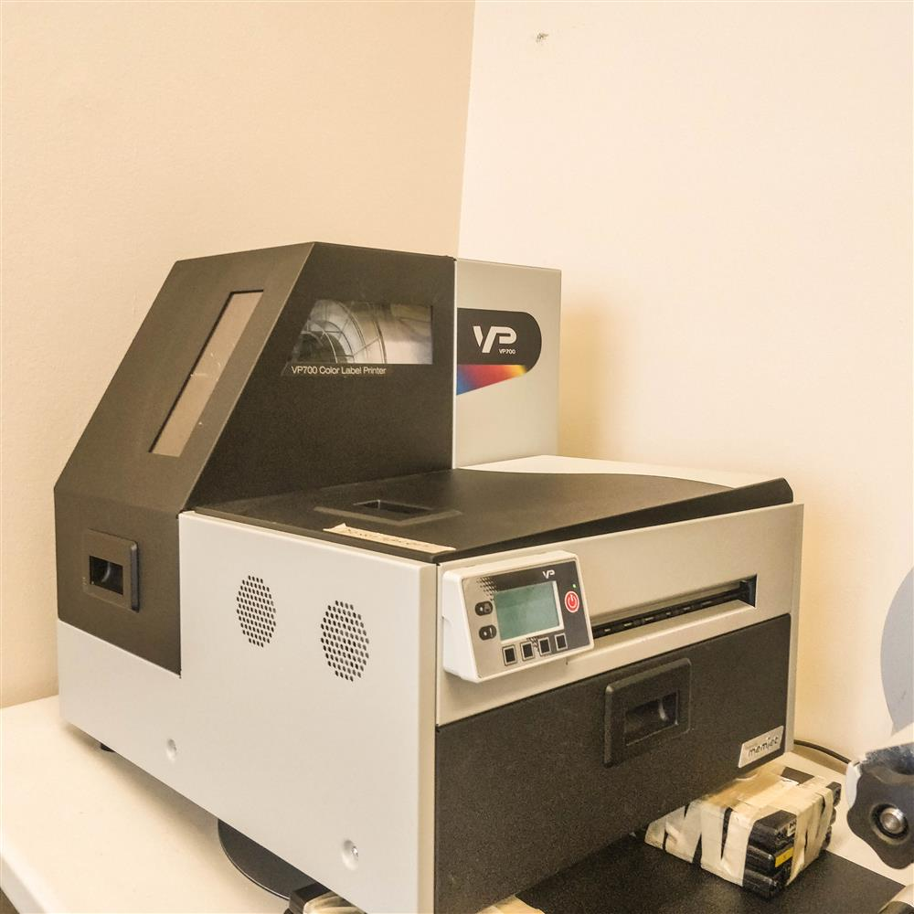 It is a picture of Remarkable Memjet Label Printer for Sale