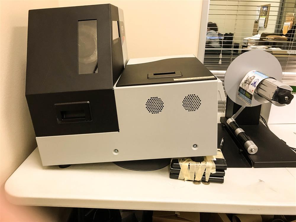 Image MEMJET VP700 Roll to Roll Label Printer 1411976