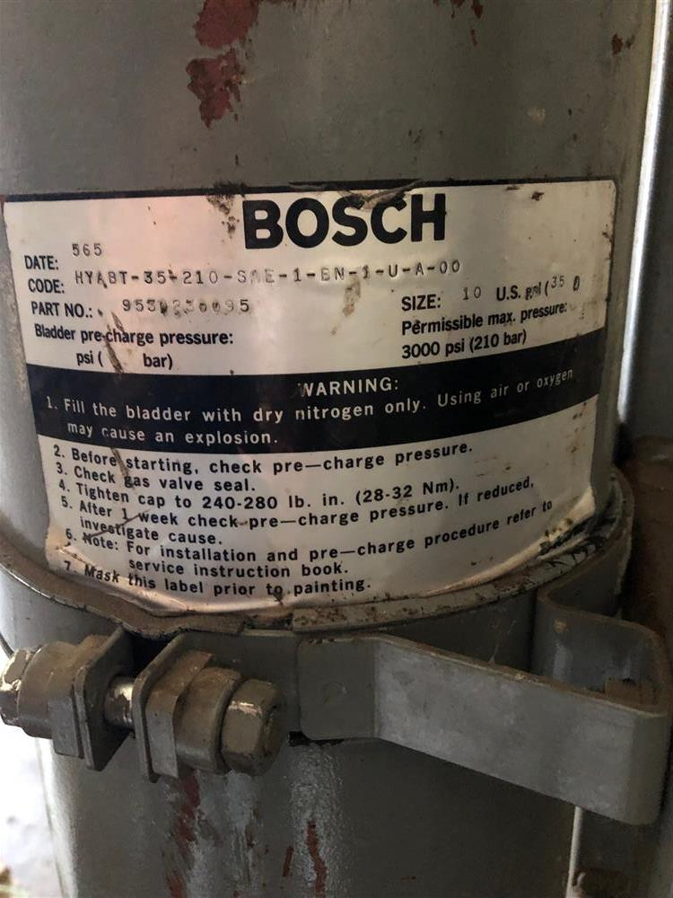 Image BOSCH Hydraulic Power Pack 1414294