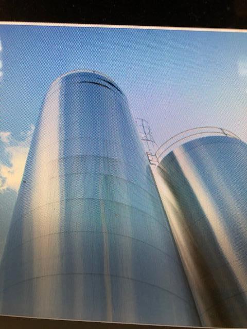 Image 40000 WALKER Milk Silo - Stainless Steel 1414302