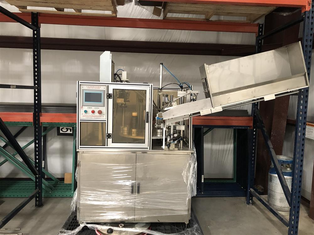 Image Rotary Grease Filling and Capping Machine  1417383