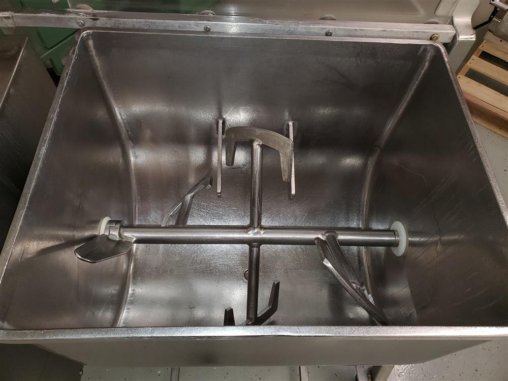 Image Sausage Meat Mixer Forward and Reverse 1420681