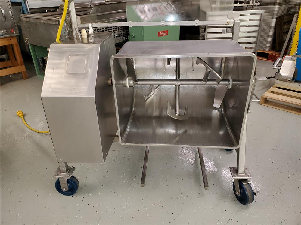Image Sausage Meat Mixer Forward and Reverse 1420682