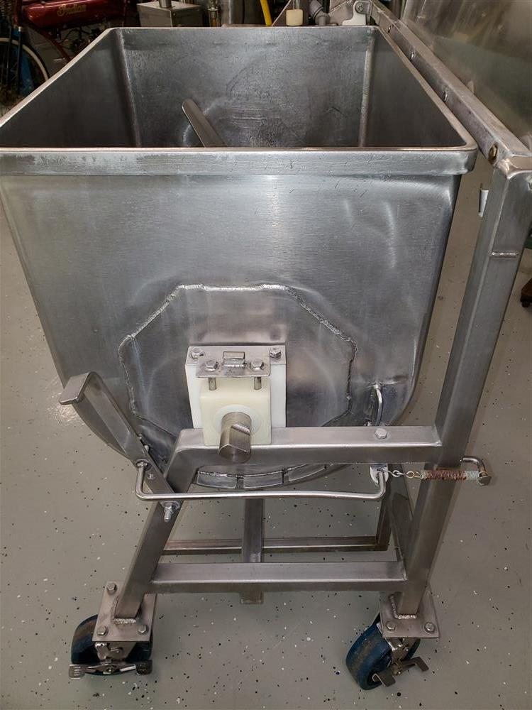 Image Sausage Meat Mixer Forward and Reverse 1420683