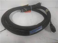 Image 10ft NORDSON 274794C Hot Melt Adhesive Hose - Rectangle Plug 1421146