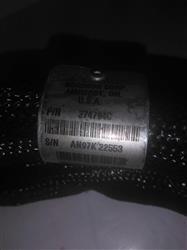 Image 10ft NORDSON 274794C Hot Melt Adhesive Hose - Rectangle Plug 1421150