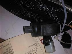 Image 12ft NORDSON 274795D Hot Melt Adhesive Hose - Rectangle Plug 1421157