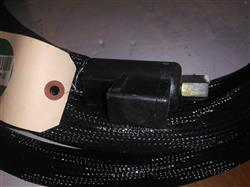 Image 20ft NORDSON 223836B Hot Melt Adhesive Hose - Rectangle Plug 1421202