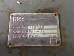 Image 24in KISS FEE Vibratory Bowl Cap Feeder 1422413