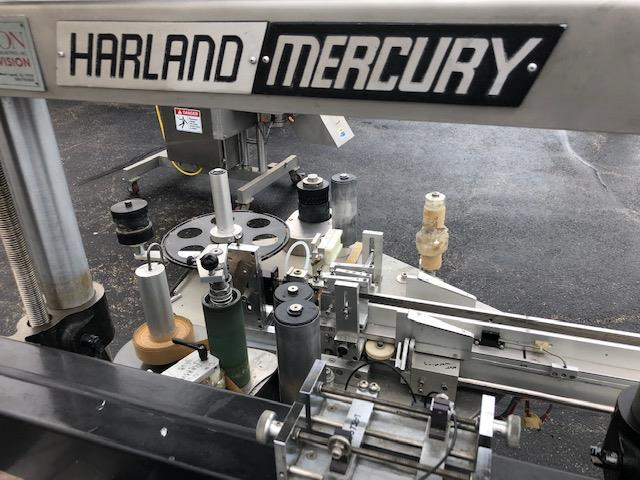 Image HARLAND MERCURY Front / Back / Wrap Labeler 1422648