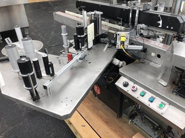 Image HARLAND MERCURY Front / Back / Wrap Labeler 1422661