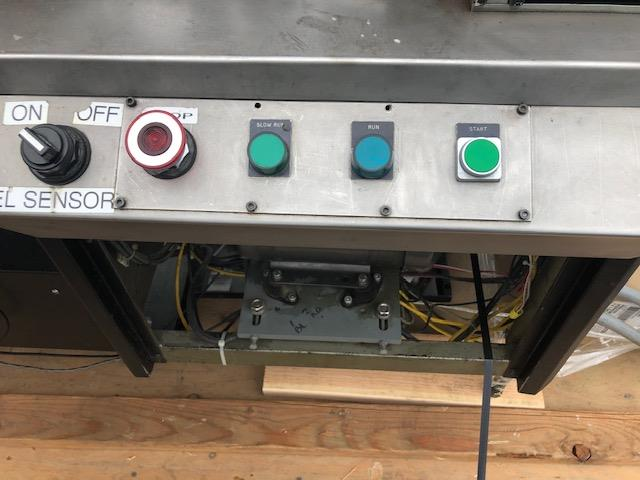 Image HARLAND MERCURY Front / Back / Wrap Labeler 1422662