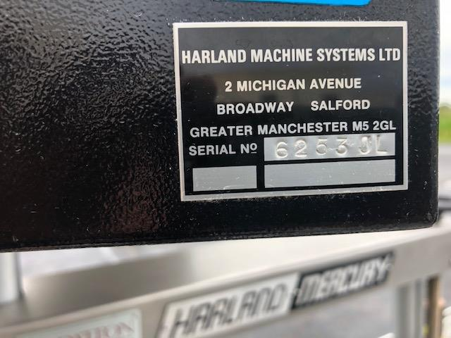 Image HARLAND MERCURY Front / Back / Wrap Labeler 1422664