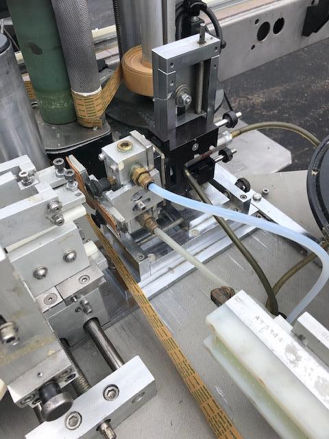 Image HARLAND MERCURY Front / Back / Wrap Labeler 1422671