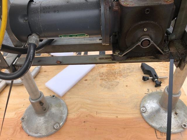 Image 4.5in X 72in Long ARROWHEAD Conveyor - Stainless Steel 1422815