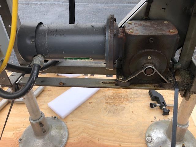 Image 4.5in X 72in Long ARROWHEAD Conveyor - Stainless Steel 1422816
