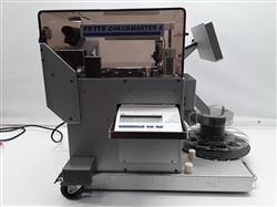 Image FETTE Checkmaster 4 Tablet Tester with Mettler Toldeo AB54 Scale 1423501