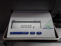 Image FETTE Checkmaster 4 Tablet Tester with Mettler Toldeo AB54 Scale 1423506