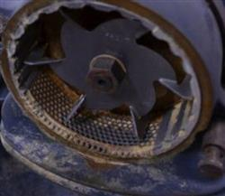 Image 3/4 HP PULVERIZING MACHINERY Mikro Pulverizer - Type CF 1423888