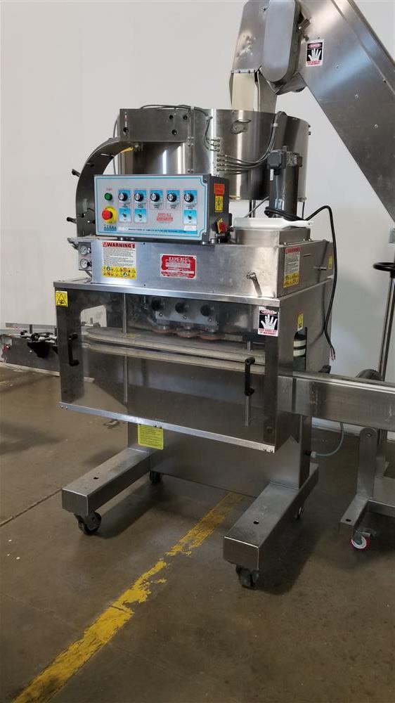 Image KAPS-ALL A-6 Spindle Capper with FS-B Hopper Feeder 1424010