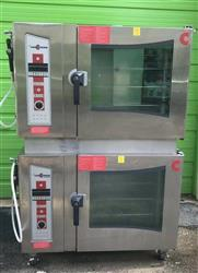 Image CLEVELAND Rolling OGS-6.20 Natural Gas Oven - Double Stacked  1424123