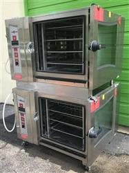 Image CLEVELAND Rolling OGS-6.20 Natural Gas Oven - Double Stacked  1424126