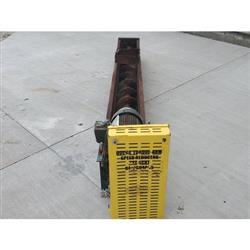 Image 9in Dia. Center Feed Screw Auger Conveyor Feeder -  Carbon Steel 1424340