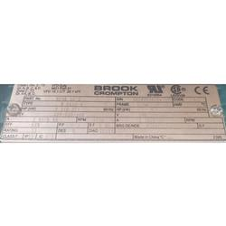 Image 1/2 HP BRAWN MIXER INC. LD33 Liquid Mixer - Stainless Steel 1424352