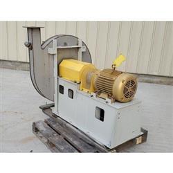 Image 20 HP TWIN CITY FAN HRO-SW High Pressure Radial Blower 1424444