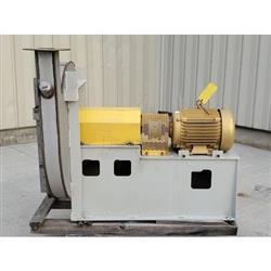 Image 20 HP TWIN CITY FAN HRO-SW High Pressure Radial Blower 1424445