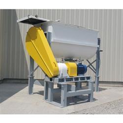 Image 170 Cu. Ft. Ribbon Blender - Carbon Steel Construction 1424512