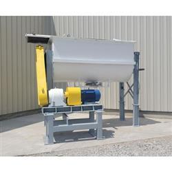 Image 170 Cu. Ft. Ribbon Blender - Carbon Steel Construction 1424513