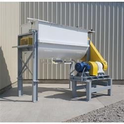 Image 170 Cu. Ft. Ribbon Blender - Carbon Steel Construction 1424518
