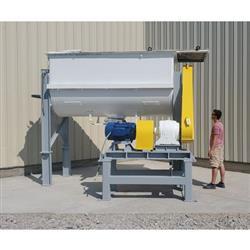 Image 170 Cu. Ft. Ribbon Blender - Carbon Steel Construction 1424520