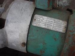 Image .75 HP LIGHTNIN Clamp Mount Mixer 1424798