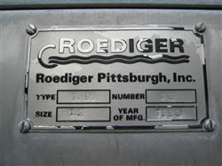 Image ROEDIGER TP Tower Press Belt Press 1425221