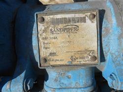 Image SANDPIPER SB1-SS4A Diaphragm Pump 1425304