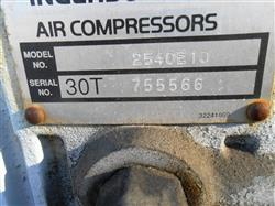 Image 10 HP INGERSOLL RAND Air Compressor 1425399