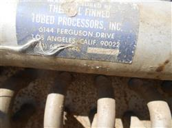 Image .5in X 72in THERMAL FINNED Tube Heat Exchanger 1425414