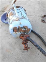 Image 30 Gallon PFAUDLER Glass Lined Pressure Tank 1425561
