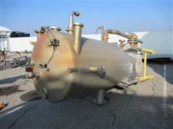 Image 800 Gallon Tank - Stainless Steel 1425768