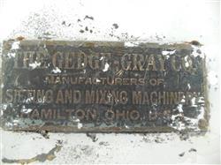 Image 15 Cu. Ft. GEDGE-GRAY Ribbon Mixer 1425800