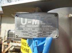Image U-MEC Column Lifter / Cart Dumper 1425810