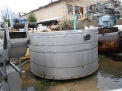 Image 3000 Gallon Tank - Stainless Steel 1425869