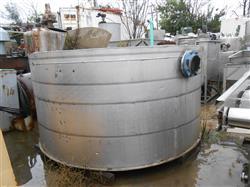 Image 3000 Gallon Tank - Stainless Steel 1425870