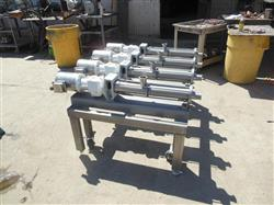 Image .5 HP SEEPEX Moyno Pump - Lot of 4 1426009