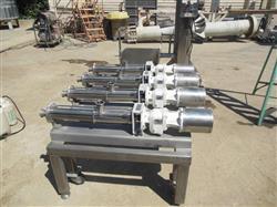 Image .5 HP SEEPEX Moyno Pump - Lot of 4 1426011
