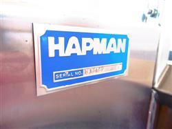 Image HAPMAN PosiPortion Screw Feeder - 3-1/2in X 42in 1426053