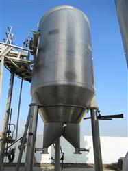 Image 4500 Gallon ROSSI & CATELLI Tank - Stainless Steel 1426382